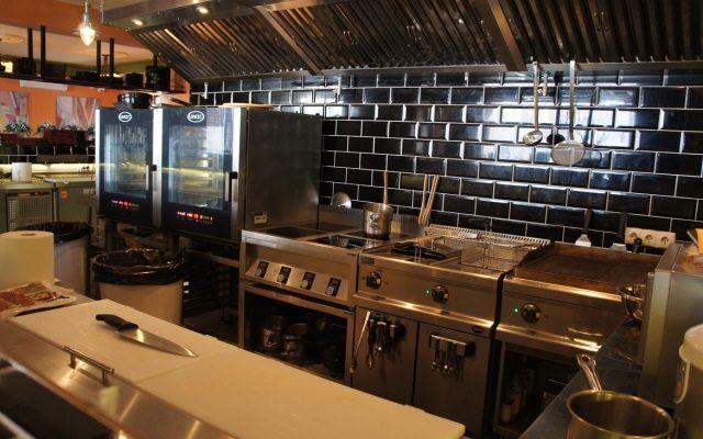 Оснащение ресторанов комплексным оборудованием